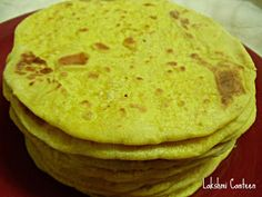 Ubbati  is a very popular sweet of South India.  Ubbati is a sweet flat bread which has a sweet stuffing of lentil. This is even popular a...