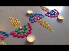 55 best Diwali Rangoli photos by Diwali Rangoli Photos, Easy Rangoli Designs Diwali, Rangoli Designs Latest, Rangoli Designs Flower, Rangoli Patterns, Rangoli Ideas, Colorful Rangoli Designs, Flower Rangoli, Beautiful Rangoli Designs