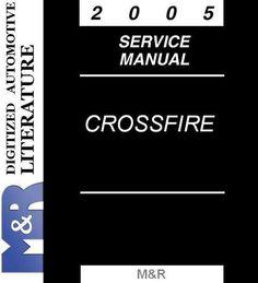 9 best chrysler crossfire service manuals images. Black Bedroom Furniture Sets. Home Design Ideas
