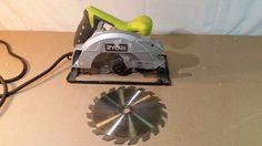 "Ryobi CSB135L 7-1/4"" 14 Amp circular saw, Tools, Home 01242017.13 #Ryobi"