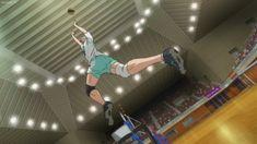 Haikyuu Season 2, Haikyuu Gif, Oikawa Tooru, Haikyuu Characters, Karasuno, Tossed, Goku, Finals, Basketball Court