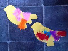 Bird Themed Activities | Pre-school Play