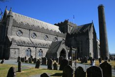 Kilkenny, Saint Canice cathedral