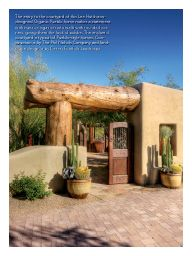 """I saw this in """"Classic Southwest"""" in Phoenix Home & Garden Essential Southwest Architecture 2014."""
