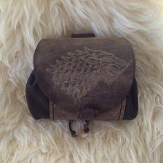 Winter I Coming Belt bag Fanny pack bag jon snow von Elbengard