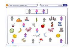 Estimular la atención 6 Acting, Special Education, Attention Span, Adhd, Labyrinths, Note Cards, Games