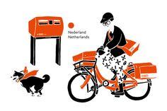 Mr. Postman: Part1 on Behance