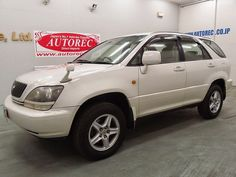 Japanese vehicles to the world: 19510T2N7 1998 Toyota Harrier for Uganda to Mombas...