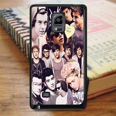 One Direction 1d Collage Samsung Galaxy Note Edge Case