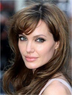 Wedding Makeup: Angelina Jolie