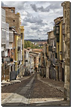 Calle de Balborraz, Zamora, Spain