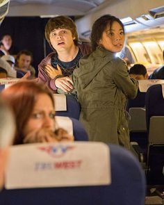"""""""Fear the Walking Dead: Flight 462"""" is officially our worst air travel nightmare http://www.cntraveler.com/stories/2015-10-06/zombies-on-plane-amc-web-series-fear-the-walking-dead"""