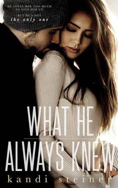 My Review:  What He Always Knew by Kandi Steiner