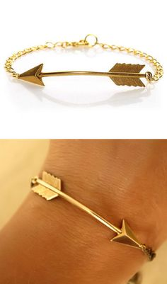 Arrow of Love Bracelet <3