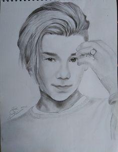 Pop Art Drawing, Art Drawings, Fan Art, Doodles, Sketch, Stars, Wallpaper, Entertainment, To Draw