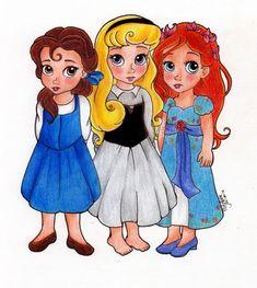 Petite Princesse 3 by My-Anne.deviantart.com on @deviantART