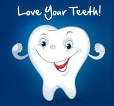 Top Oral Health Advice To Keep Your Teeth Healthy. The smile on your face is what people first notice about you, so caring for your teeth is very important. Unluckily, picking the best dental care tips migh Dental Quotes, Dental Facts, Dental Humor, Dental Hygienist, Dental Care, Teeth Quotes, Dental Logo, Dental Health Month, Oral Health