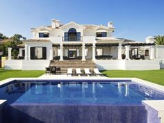 Villa en La Cerquilla Nueva Andalucía Málaga España en venta