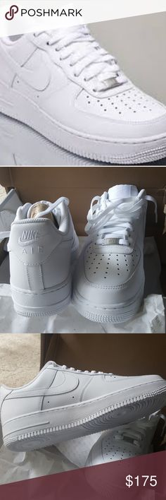 NIKE AIR FORCE I LOW Men's Air Force 1 LOW  Basketball Shoes Nike Shoes Athletic Shoes