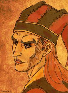 Cicero Quicksketch by SlayerSyrena on DeviantArt Drawing Tips, Drawing Ideas, Cicero Skyrim, Elder Scrolls Lore, Scrolls Game, Skyrim Funny, Dark Brotherhood, Oblivion, Over Dose