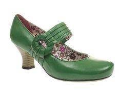 Hush Puppies Womens Ladies Green Leather Mid Heel Gathere... https://www.amazon.co.uk/dp/B007V21M8E/ref=cm_sw_r_pi_dp_x_QI6Ezb24E7BT4