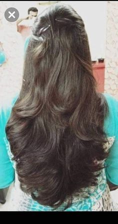 23 ideas hair layered long ombre for 2020 Haircuts For Long Hair, Long Hair Cuts, Hairstyles Haircuts, Trendy Hairstyles, Straight Hairstyles, Wedding Hairstyles, Long Hair Styles, Beautiful Long Hair, Gorgeous Hair