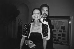 Junto a su última pareja, el actor holandés Robert Wolders, en una recepción celebrada en la Casa Blanca en 1989. Los dos compartían su implicación en labores humanitarias y el gusto por la vida sencilla. Vivieron tranquilos y alejados de los focos en un pequeño pueblo suizo.