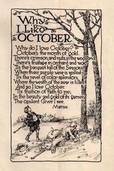 Why I Love October b