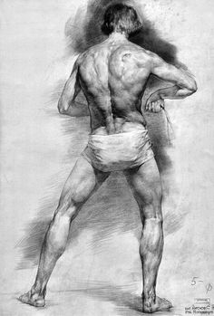 Sketches and academic drawing Male Figure Drawing, Figure Sketching, Figure Drawing Reference, Body Drawing, Anatomy Drawing, Anatomy Art, Life Drawing, Body Sketches, Drawing Sketches