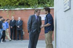 (L to R) COLM MEANEY and HENRY CAVILL star in THE COLD LIGHT OF DAY Photo: Diego Lopez Calvin © 2010 Summit Entertainment, LLC. All Rights Reserved.