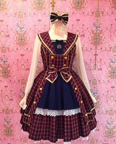 Tartan Holic Angelic Pretty