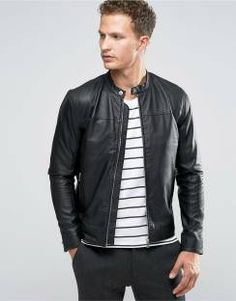 Glam Kills Full Sleeve Solid Men's Jacket