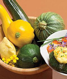 Squash, Cooks Summer Mix (not heirloom but unusual!)