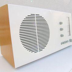 Braun Radio by Dieter Rams design inspiration on Fab.
