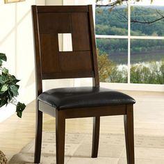 Furniture Of America Primrose I Dining chair - CM3093SC-2PK (2Piece) Free Shipping