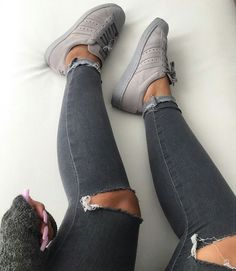 Shades of Gray - Adidas