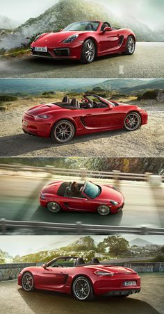 The New Porsche Boxster GTS: It may have extra horsepower and more features, but it's still closer to what really matters: unadulterated driving pleasure, the endorphin rush in every corner and revolutionary adrenaline levels. So close to the origins of the sports car, with everything that it entails.