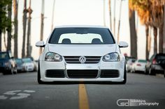 2008 VW - Can't wait to get my Coil Overs for my Vw Golf Mk4, Volkswagen Golf R, Vw R32, Jetta Mk5, Slammed Cars, Dream Car Garage, Car Manufacturers, Cars Motorcycles, Race Cars