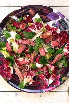 compound noun fingers house salad