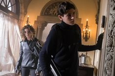 #Bruce and #Selina preview from #Gotham season 3, episode 11. They're probably on a mission like the old times!