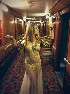 Britney Spears as Cleopatra