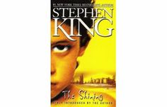The Shining Not great for a seventh grader to read perhaps but a good book