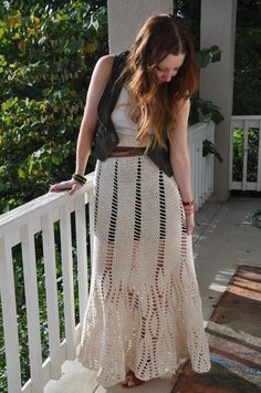 CROCHET PATTERN for The Little Mermaid Skirt. $6.00, via Etsy.