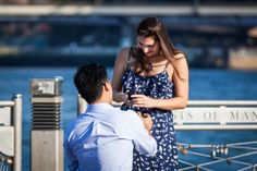 She said, 'Yes'! Check out photos from Mark's surprise marriage proposal to Elena at Brooklyn Bridge Park and find out how to pop the question AND get it all on camera. #MarriageProposal #SurpriseMarriageProposalPhotographer  http://blog.kellywilliamsphotographer.com/surprise-marriage-proposal-photographer-nyc/