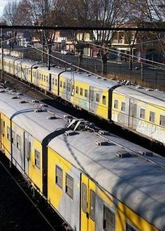 The Johannesburg Metrorail Regional, Cry, South Africa, Trains, Transportation, Country, Image, Rural Area, Country Music