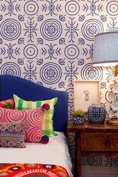Fab Wall Paper And The Use Of Prints