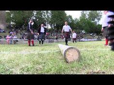 Jeux de force écossais et musique celtique, voici les Highland Games de Bressuire (Deux-Sèvres)