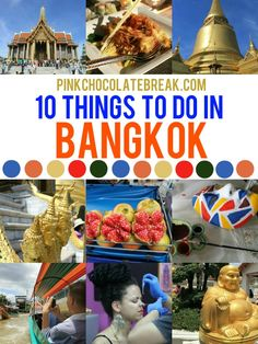 10 Things To Do In Bangkok #thailand #travelling #asia