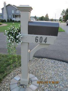 New England Woodworks Wooden Cedar Elegant Mailbox Post   New England  Woodworks Solid Cedar Mailbox Posts