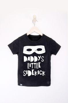 Daddy's Little Sidekick